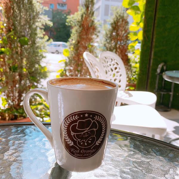 真的很喜歡喝咖啡的味道,淡淡的「榛果」味道是很棒的享受,重點是這麼棒的咖啡只要40元!好想天天來喝!