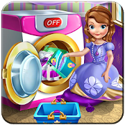 Keep Your Cloths Clean -  Laundry Games For Girls