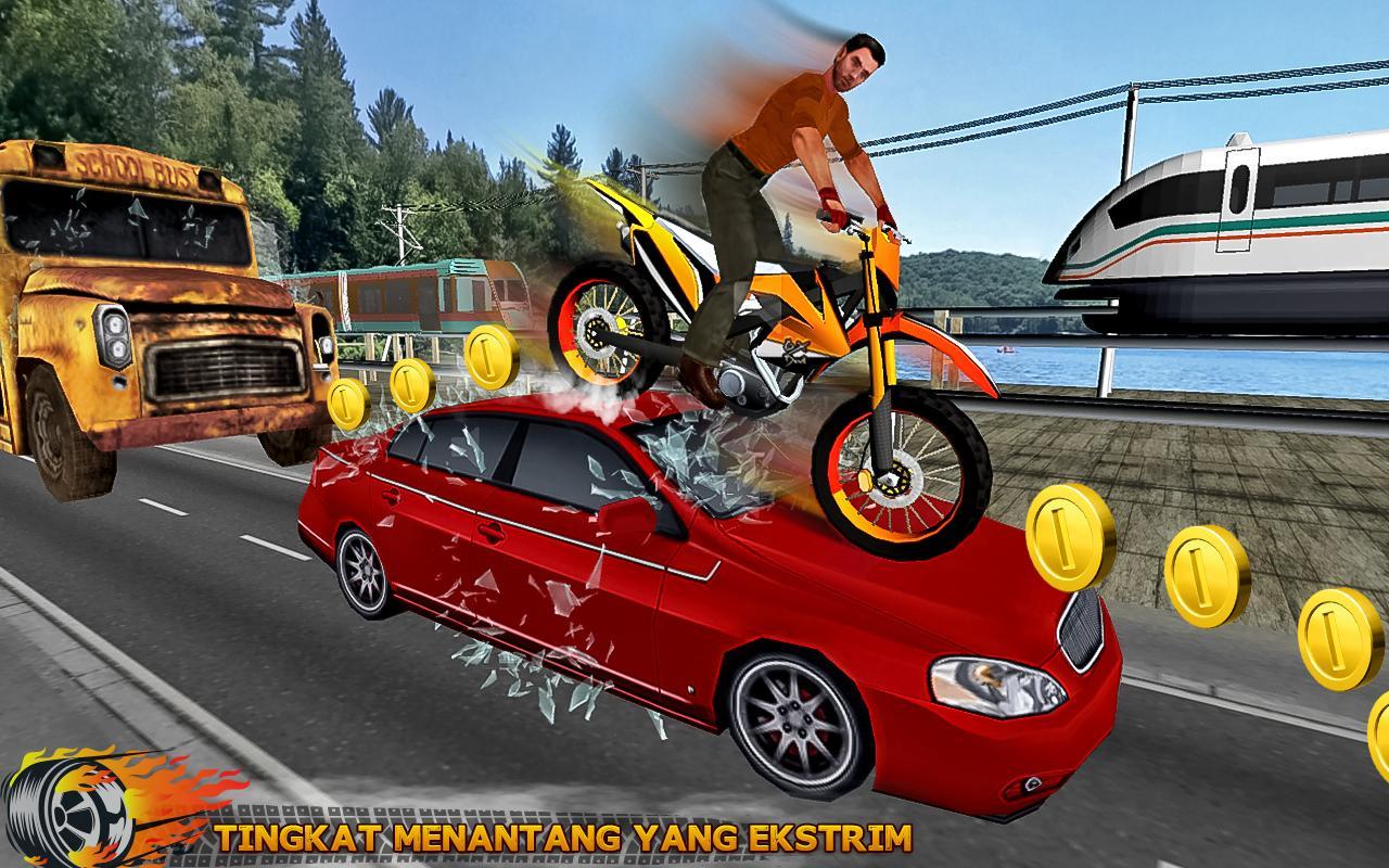 Sepeda Motor Jalan Raya Sepeda Pertandingan Apl Android Di