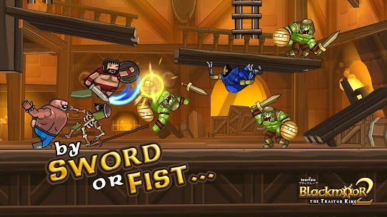 Blackmoor 2: The Traitor King 9.1 Apk + Mod (Money) Android FREE 2