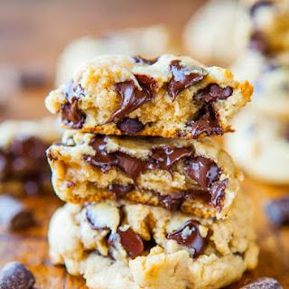 Softbatch Cream Cheese Chocolate Chip Cookies.