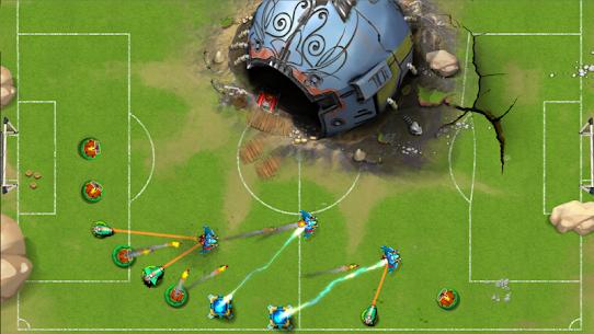 Tower Defense: Alien War TD 2 MOD (Unlimited Money) 8