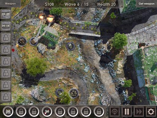 Defense Zone 3 HD screenshots 1