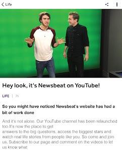 BBC Newsbeat screenshot 7