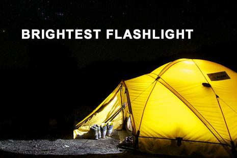 Camping Flashlight - náhled