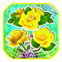rose bubble shooter icon