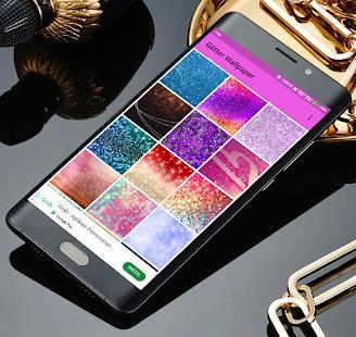 Glitter Wallpaper - náhled