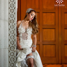 Wedding photographer Jose Luis Mariños Cabrera (marioscabrera). Photo of 15.09.2015