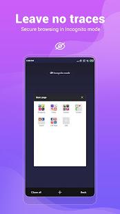 App Mint Browser - Lite, Fast Web, Safe, AdFree APK for Windows Phone