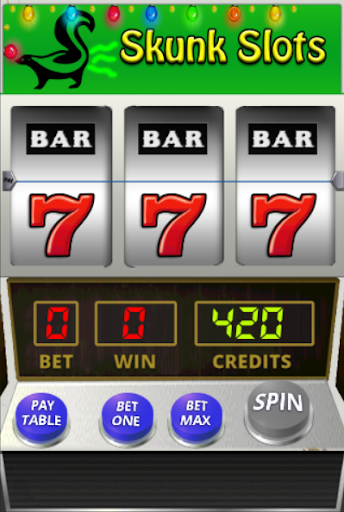 Skunk Slots Machine Las Vegas