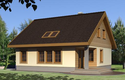 projekt Agatka drewniana