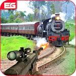 Train Sniper Shooter Attack Game 2017 Icon