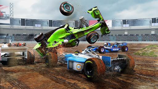 PC u7528 Formula Car Racing Demolition Derby Crash Stunts 1