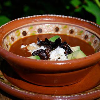 Tarascan Bean and Tomato Soup Recipe