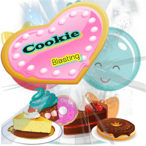Blasting cookie crush mania