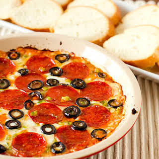 Pizza Dip.