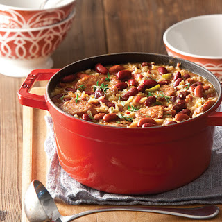 Quick-and-Easy Red Beans and Rice.