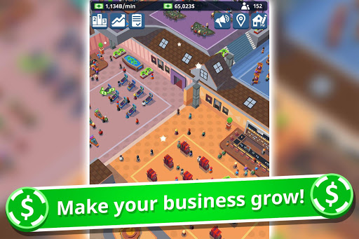 Idle Casino Manager - Business Tycoon Simulator 2.1.2 screenshots 6