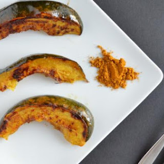 Maple & Curry Acorn Squash