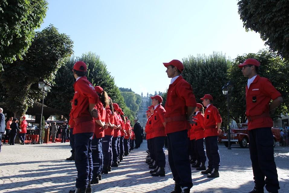 Comemorações do 140.º Aniversário dos BV de Lamego