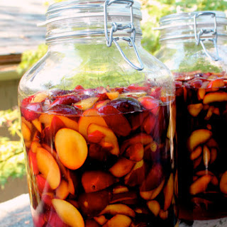 Fermented Plum Brandy
