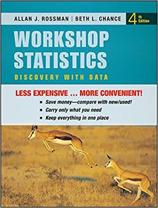Workshop statistics edition 3 homework solutions