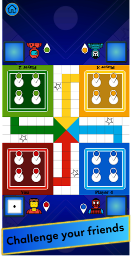 Ludo Classic Board Game : Free Dice Board Game android2mod screenshots 8