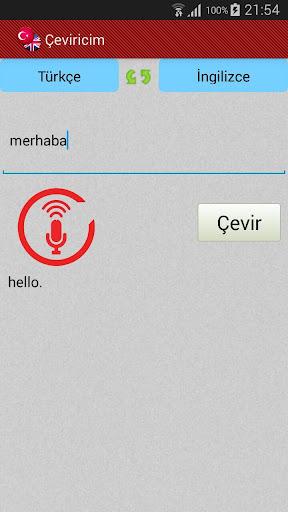 Çeviricim