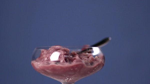Iced Chocolate Wine. Heston Blumenthal. Recipe