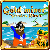 Gold Miner Pirate HD