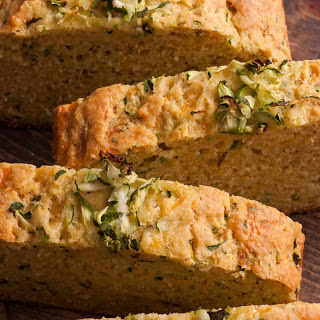 Zucchini Brown-Butter Cornbread