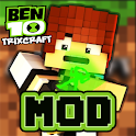 Ben Alien Mod For Minecraft PE icon