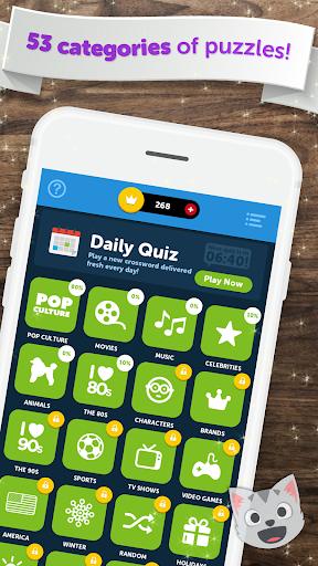 Crossword Quiz - Crossword Puzzle Word Game! apkmr screenshots 3