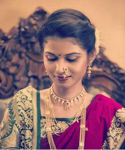 Nauvari Sari Accessory & Fashion Styles screenshots 3