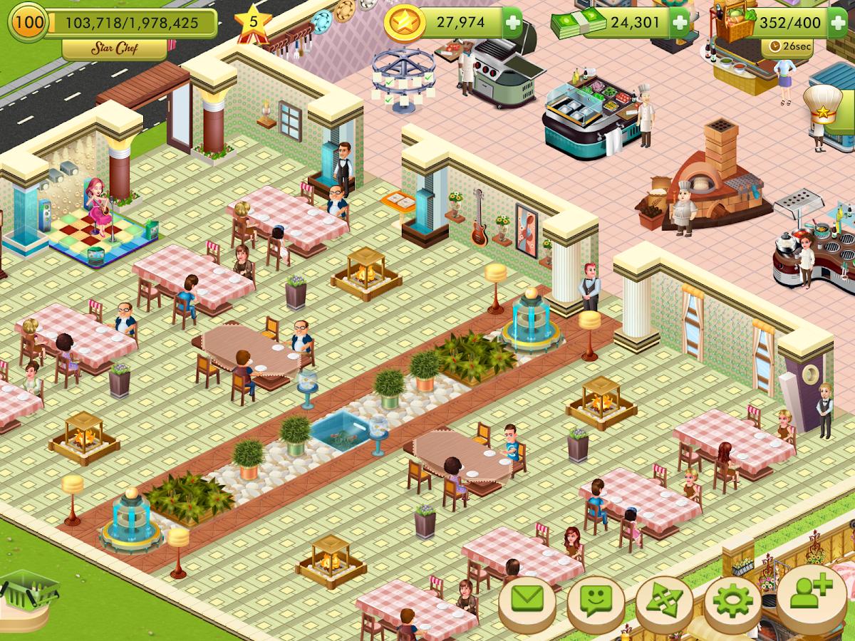Best Cafe Game On Facebook