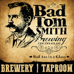 Logo for Bad Tom Smith Brewing