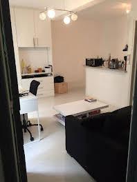 Studio meublé 19,31 m2