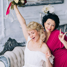 Wedding photographer Nadezhda Tereshko (2kosmos). Photo of 02.07.2018