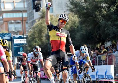 Merlier dolblij dat hij nog eens kan winnen in Belgische driekleur