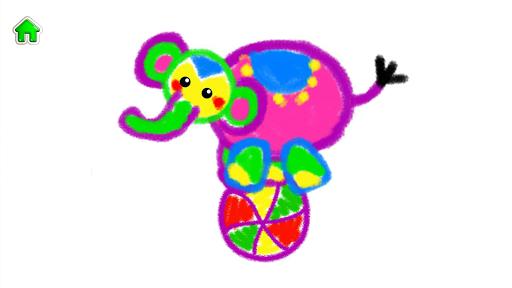 ABC DRAW ud83cudfa8 Kids Drawing! Alphabet Games Preschool  screenshots 18