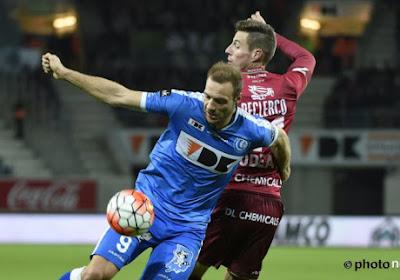 """Depoitre: """"Si je ne marque pas contre le Zenit? La C1 dure jusqu'en finale..."""""""