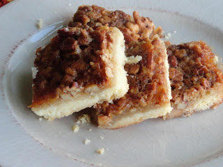 Pecan Pie Bars Recipe