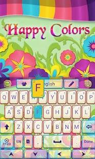 Happy-Colors-GO-Keyboard 5