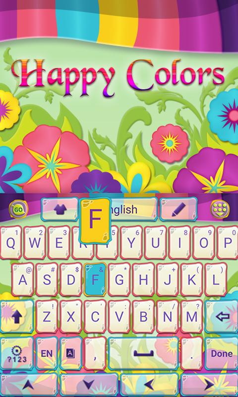 Happy-Colors-GO-Keyboard 12