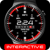 Glance Watch Face