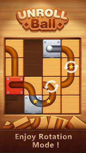 Unblock The Ball - Roll & Drag Block Puzzle Games screenshot 10