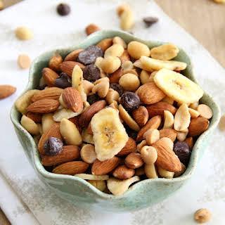 Peanut Butter Banana Trail Mix.