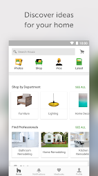 Houzz - Home Design & Remodel APK screenshot thumbnail 1