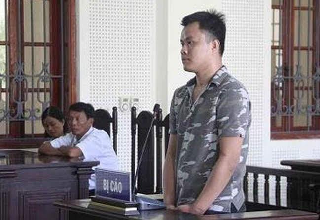 Bị cáo Nguyễn Văn Giang