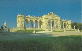 Photo: Schönbrunn - Gloriette